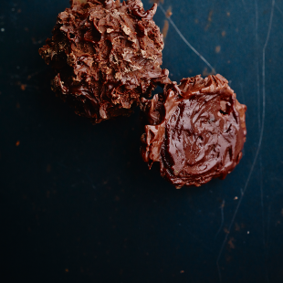 Dark Chocolate Truffle